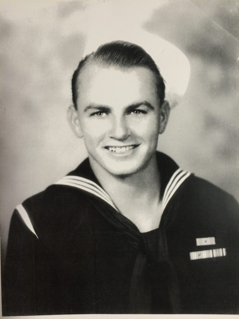 J.C. Alton, Troy, Texas. Served on the USS California during the Japanese attack on Pearl Harbor, 7 December 1941. Was assigned to the USS West Virginia where he served throughout the Pacific during the war.