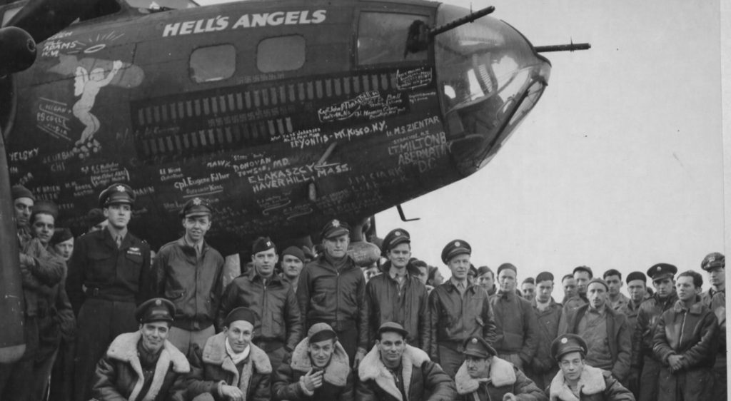 World War II Nose Art and the Crews that Loved to Create It